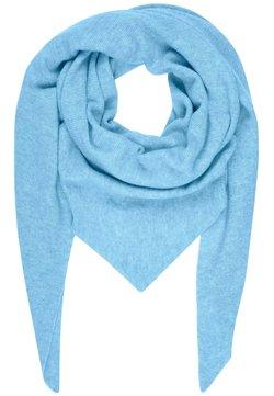 cashmere stories - Schal - denim blue