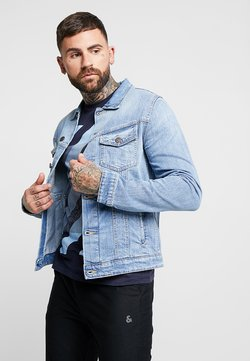Jack & Jones - JJIALVIN JJJACKET - Spijkerjas - blue denim