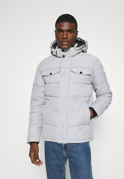 Jack & Jones - Winterjacke - light grey melange