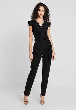 Morgan - PAMAL - Jumpsuit - noir