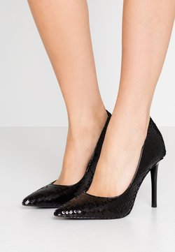 MICHAEL Michael Kors - KEKE  - Zapatos altos - black