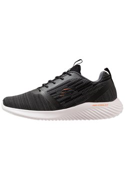 Skechers Sport - BOUNDER - Sneaker low - black