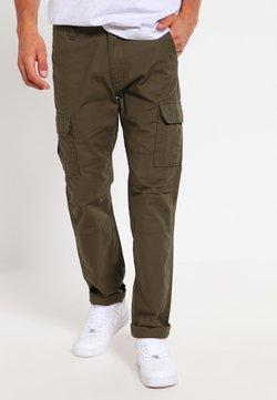 Dickies - EDWARDSPORT - Cargo trousers - dark olive