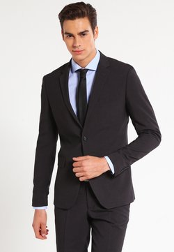 Lindbergh - PLAIN MENS SUIT - Anzug - dark grey