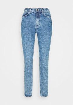 American Vintage - WIPY - Jeans Straight Leg - stone poivre