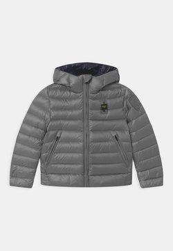 Blauer - GIUBBINI - Gewatteerde jas - grey