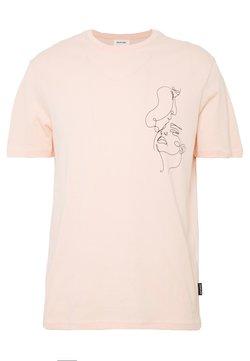 YOURTURN - T-shirt print - pink