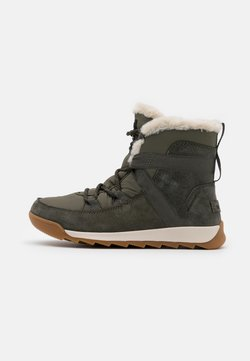 Sorel - WHITNEY II FLURRY - Snowboot/Winterstiefel - khaki