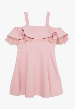 Bardot Junior - JOSIE FRILL DRESS - Cocktailkleid/festliches Kleid - blush