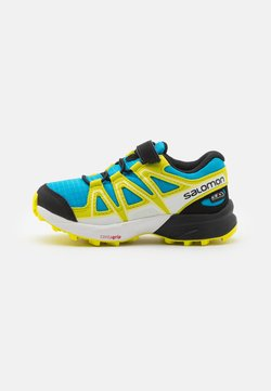 Salomon - SPEEDCROSS CSWP UNISEX - Hikingschuh - hawaiian ocean/evening primrose/charlock