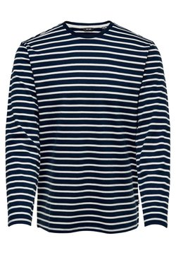 Only & Sons - LS TEE NOOS - Langarmshirt - dress blues