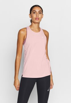 ASICS - RACE SLEEVELESS - Camiseta de deporte - ginger peach