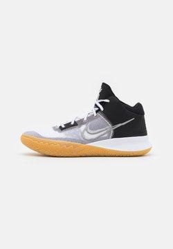Nike Performance - KYRIE FLYTRAP 4 - Chaussures de basket - black/metallic cool grey/white