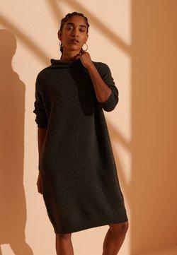 Superdry - ISABELLA FUNNEL - Vestido informal - dark charcoal marl