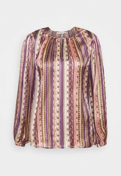 Tory Burch - BURNOUT BLOUSE - Bluse - pink
