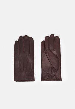 J.LINDEBERG - MILO GLOVE - Fingervantar - dark brown