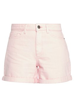Noisy May - NMSMILEY - Jeansshort - silver pink