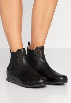 Candice Cooper - BEATLE - Boots à talons - nero