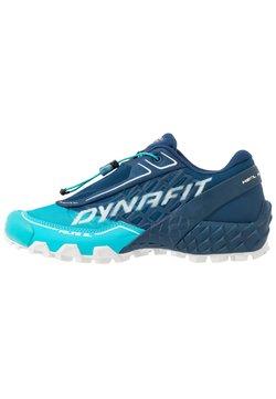 Dynafit - FELINE SL - Zapatillas de trail running - poseidon/silvretta