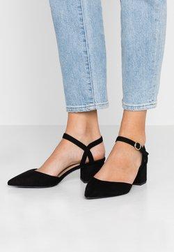 New Look Wide Fit - WIDE FIT SAMIRA - Pumps - black