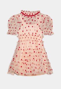 Cotton On - ALICE SHORT SLEEVE DRESS - Sukienka koktajlowa - peach