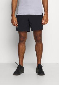 Under Armour - SPEED STRIDE SHORT - Pantalón corto de deporte - black