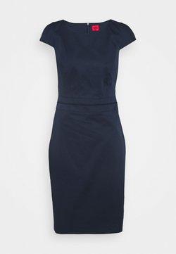 HUGO - KELERAS - Vestido de tubo - open blue