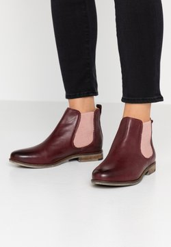 Apple of Eden - MANON - Ankle Boot - bordo