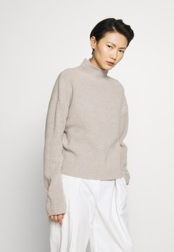 Filippa K - WILLOW - Neule - grey/beige