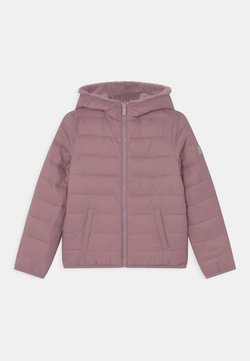 Abercrombie & Fitch - COZY - Talvitakki - light pink