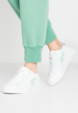 HUB - HOOK - Sneakers laag - white/neo mint