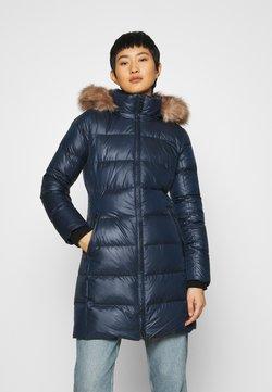 Calvin Klein - ESSENTIAL REAL COAT - Down coat - navy