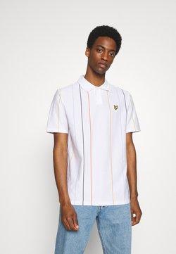 Lyle & Scott - VERTICAL STRIPE  - Poloshirt - white