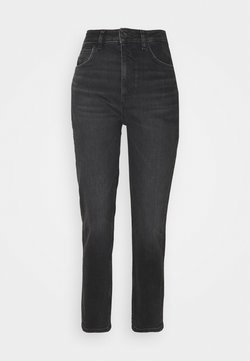 Guess - MOM - Jeans Relaxed Fit - portoblack