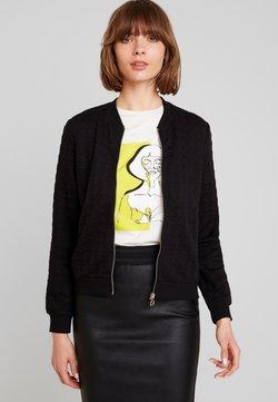 ONLY - ONLMYNTHE JOYCE - Zip-up hoodie - black