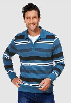Roger Kent - Sweatshirt - blau weiß