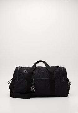 adidas by Stella McCartney - SQUARE DUFFEL - Sporttasche - black/sofpow