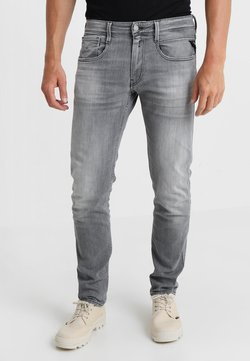 Replay - ANBASS - Jeans slim fit - grey denim