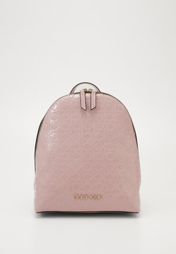 Calvin Klein - MUST BACKPACK - Reppu - purple