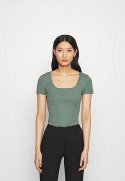 Anna Field - T-shirt basic - light green