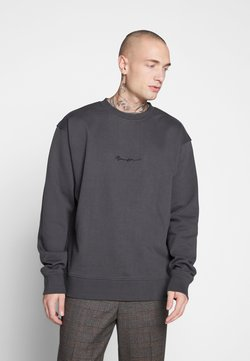 Mennace - ESSENTIAL REGULAR SIGNATURE - Sweatshirt - charcoal