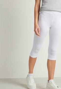 Tezenis - CAPRI - Leggings - white, off-white