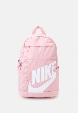 Nike Sportswear - ELEMENTAL UNISEX - Tagesrucksack - pink glaze/white