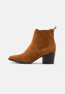 Esprit - CAPLE - Boots à talons - toffee