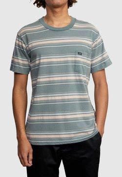 RVCA - T-Shirt print - balsam green