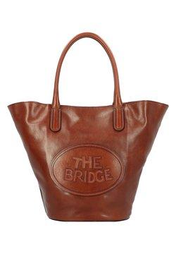 The Bridge - PENELOPE - Borsa a mano - brown gold