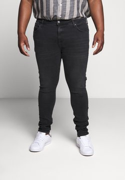 River Island - Jeans Skinny - washed black