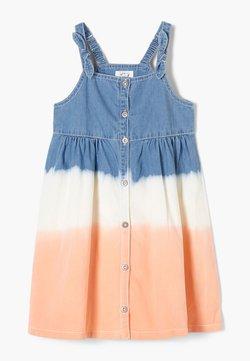 s.Oliver - Jeanskleid - light blue batik