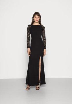 WAL G. - SLEEVE MAXI - Cocktailkleid/festliches Kleid - black