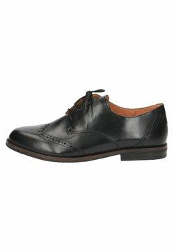 Caprice - Business-Schnürer - black nappa